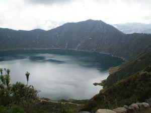 Laguna Volcán Quilotoa qué ver y qué hacer en Ecuador