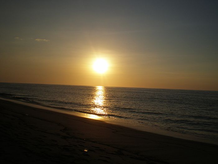 Sudamérica playas de Perú