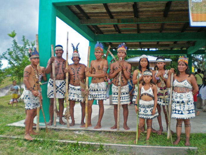 Comunidad nativa Independencia - Iquitos