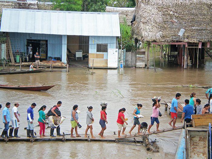 Iquitos Yurimaguas Peru