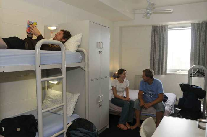 Hostal Hostel couchsurfing AirBnB