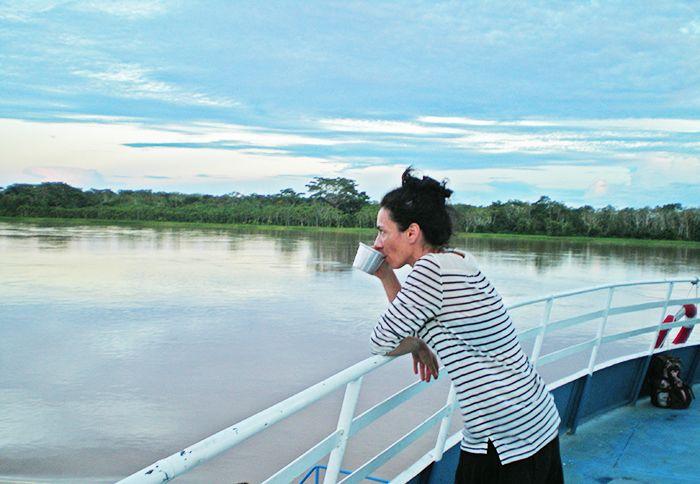 Peru Yurimaguas Iquitos Amazonia