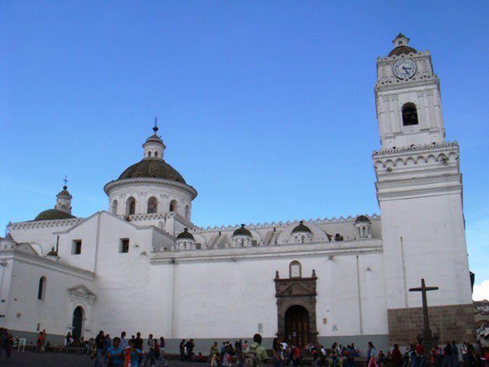 Iglesia del Convento La Merced, Quito