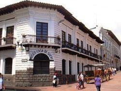 Museo Casa Sucre Quito Ecuador
