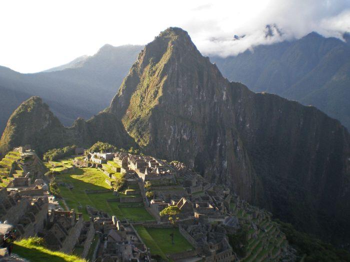 Ciudadela Sagrada Inca - Sudamérica Perú