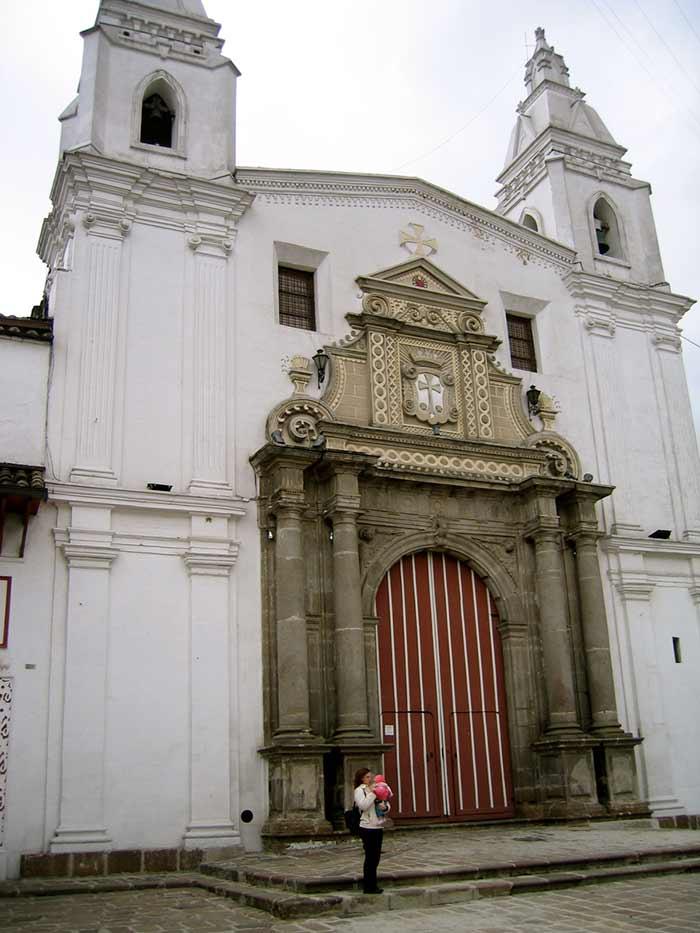Carmen El Alto, Quito