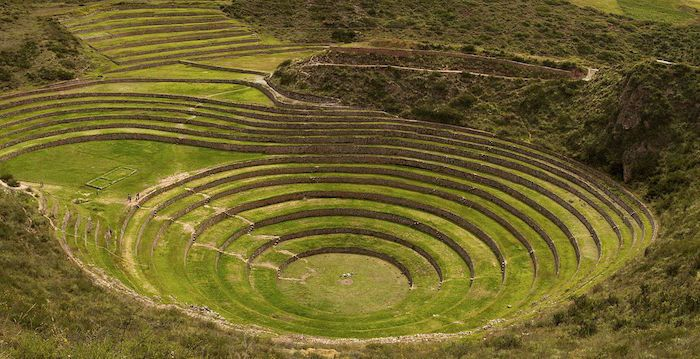 Moray - Qué ver y hacer en Cusco Cuzco Sudamérica Peru