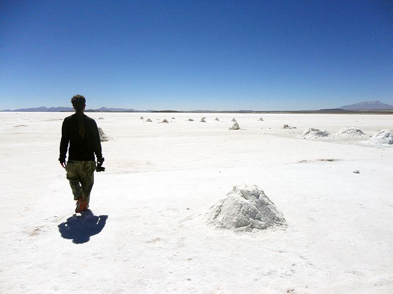 Uyuni - Antonio G de inteligencia viajera