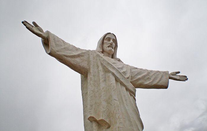 Cristo Blanco Qué ver y hacer en Cusco Cuzco Sudamérica Peru