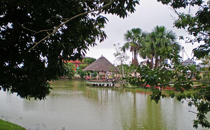 Laguna Sapi-Sapi en Nauta