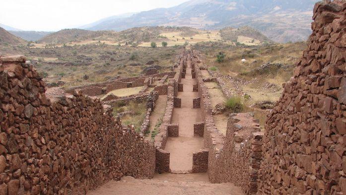 Pikillacta - Qué ver y hacer en Cusco Cuzco Sudamérica Peru
