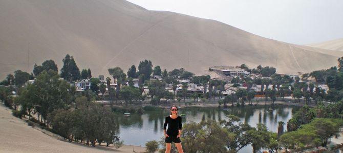Guía de viaje: Huacachina