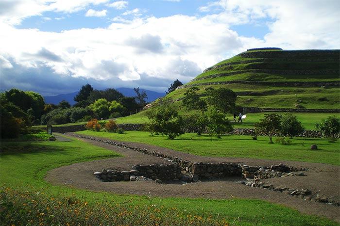 Ruinas incas Pumapungo, Ecuador
