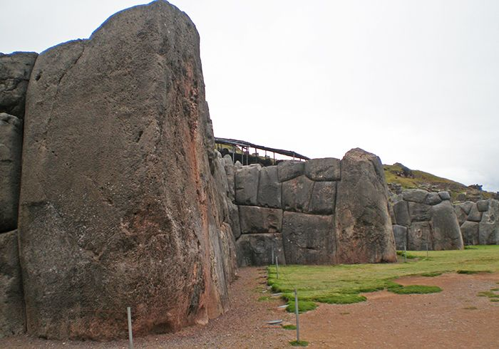 Saqsayhuamán Valle Sagrado Qué ver y hacer en Cusco Cuzco Sudamérica Peru