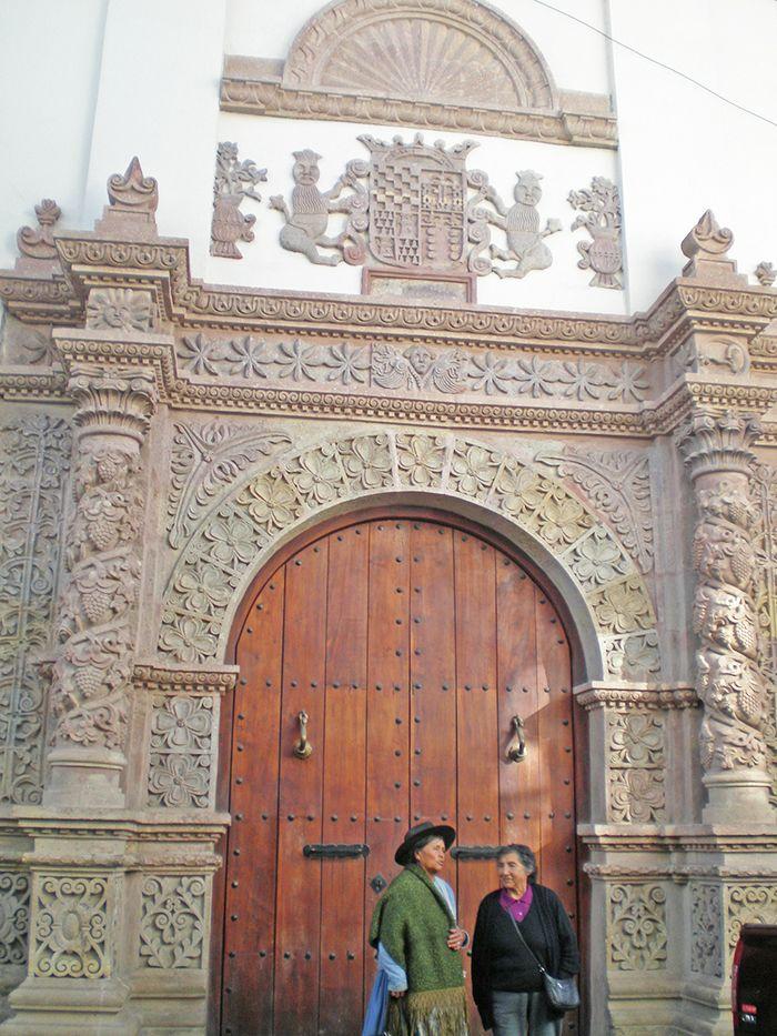 Sudamérica Bolivia