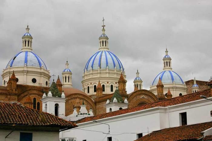 Catedral de Cuenca, Ecuador