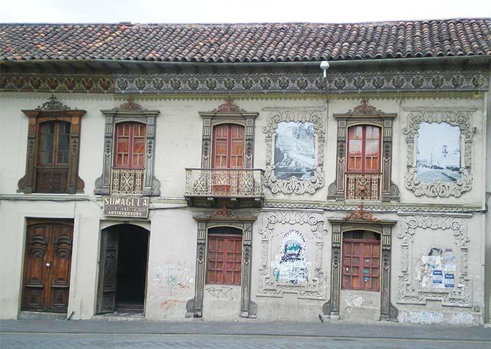Centro histórico de Cuenca, Ecuador
