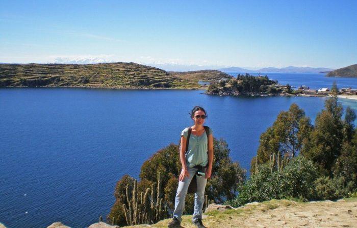Las mejores vistas en la Isla del Sol