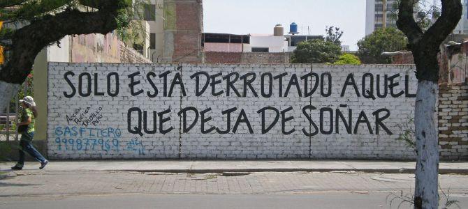 Arte urbano en Sudamérica