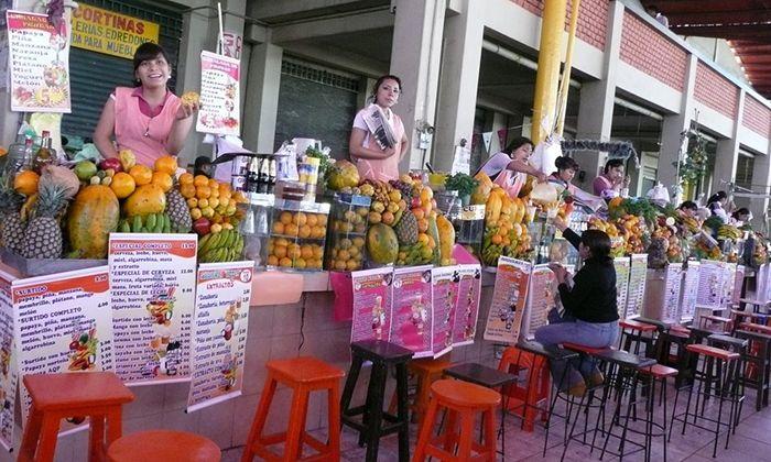 Mercado San Camilo - Foto: Panoramio.com