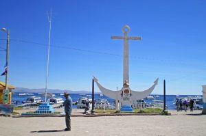 Muelle qué ver en Copacabana - Bolivia