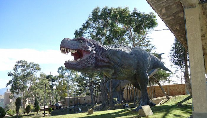 Bolivia Dinosaurio Sucre