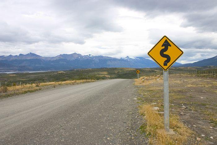 fotos-chile-carretera-cartel viajero novato