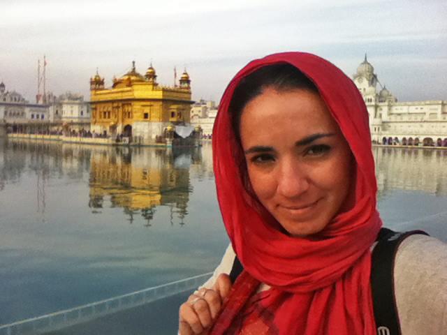 Templo Dorado - Amritsar India Me alojé en el recinto durante 3 noches.