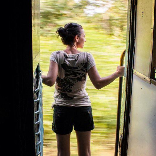 Sensaciones de un viaje que se resumen en una simple foto! - India