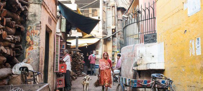 Cremaciones en Varanasi