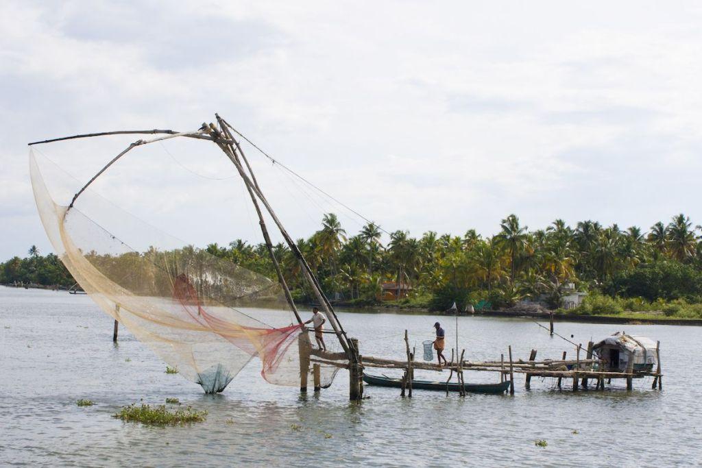 red pescadores