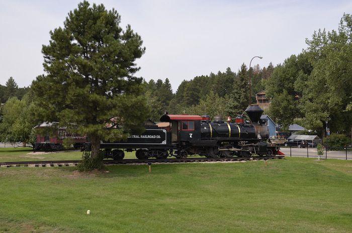 1880 Train - Fotografía: Victor Diego USA