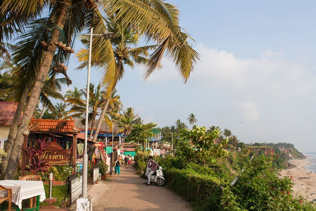 playas de India