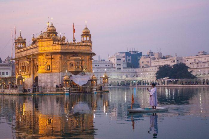 Templo Dorado Amritsar - 2016