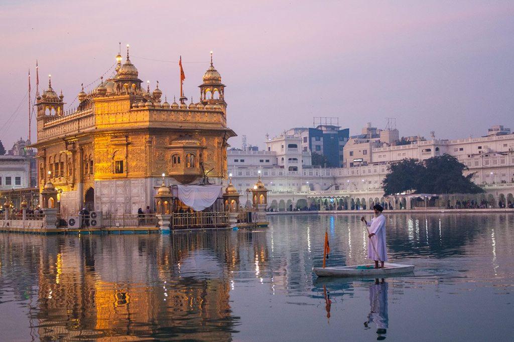 Amritsar y el templo dorado