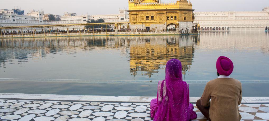 Amritsar y su imponente Templo Dorado