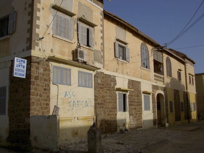 Destinos terroríficos Hostal del terror en San Luis. Crédito blog Apeadero