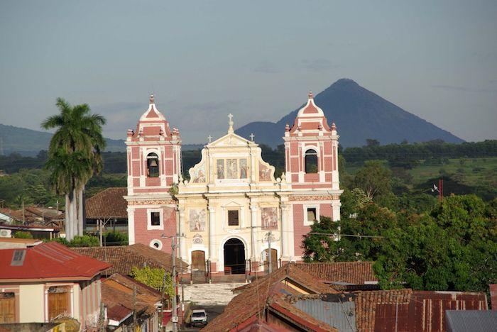 Leon, Nicaragua via Shutterstock
