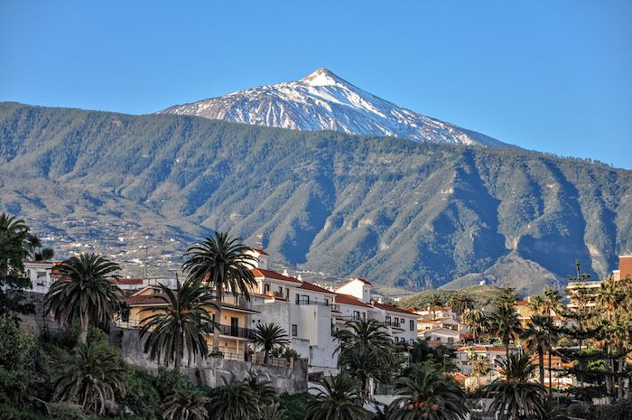 Cómo ir del aeropuerto de Tenerife Norte a Santa Cruz de Tenerife o al Puerto de la Cruz