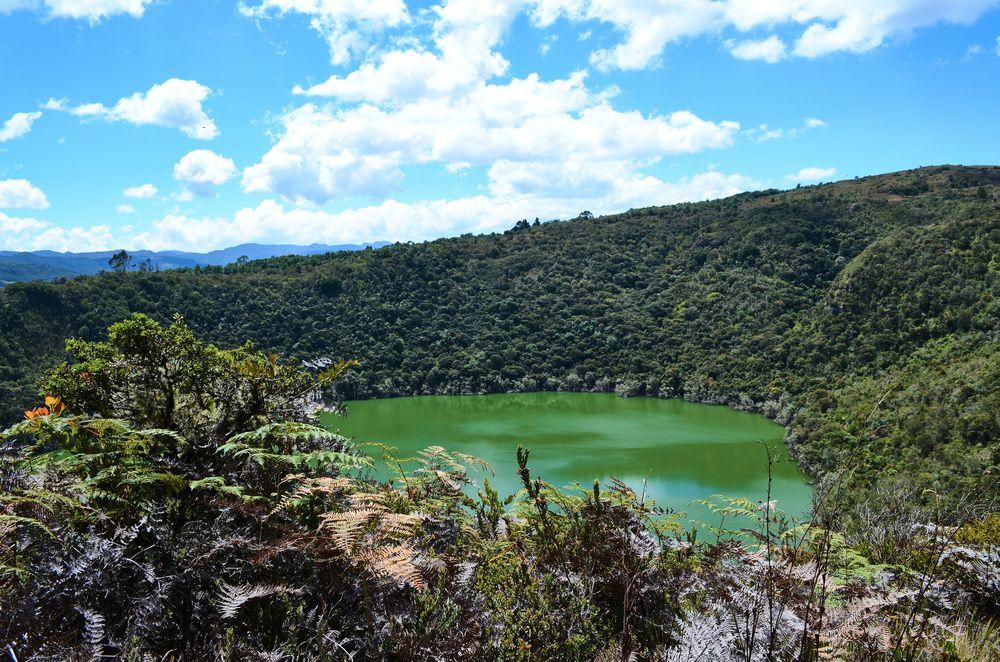 Laguna de Guatavita Qué ver en Bogotá - qué hacer en Bogotá