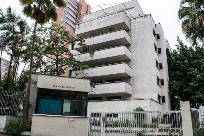 Edificio Monaco Pablo Escobar en Medellín