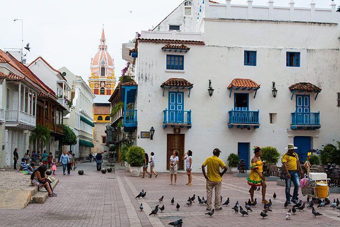 qué ver en Cartagena de Indias Colombia