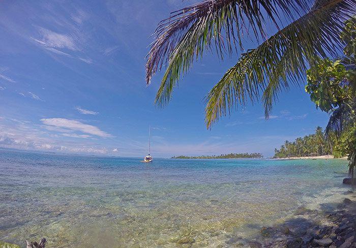 cómo visitar las islas de San Blas Panamá