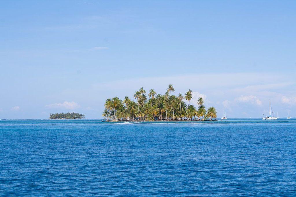 navegar a San Blas