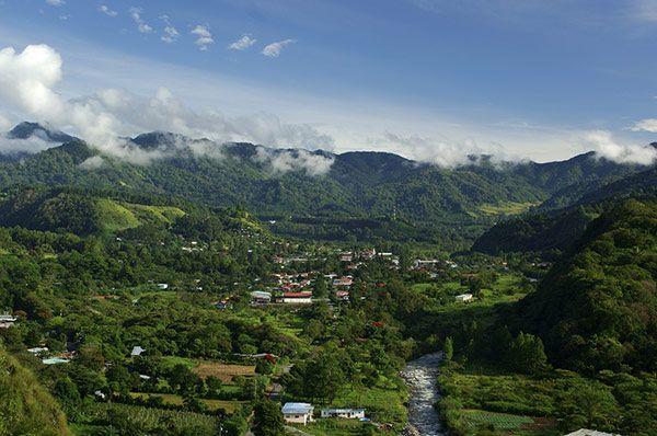 Turismo Boquete, Panamá