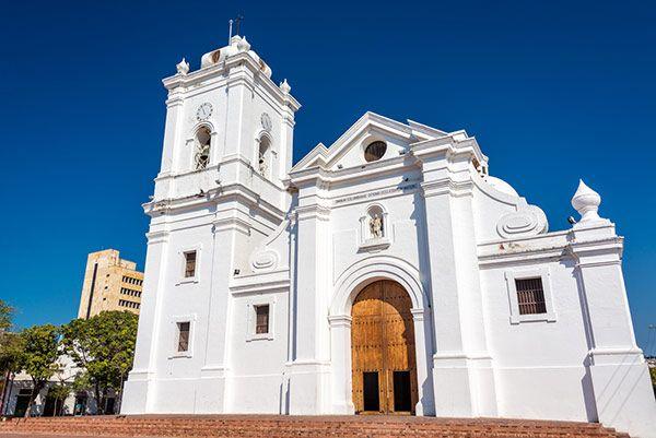 iglesia en santa marta, colombia - Parque tayrona