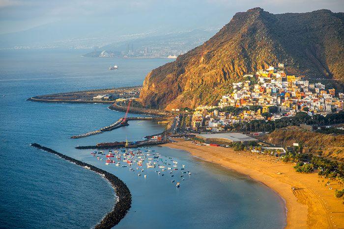 7 destinos en España que no te puedes perder - Tenerife - Turismo en España