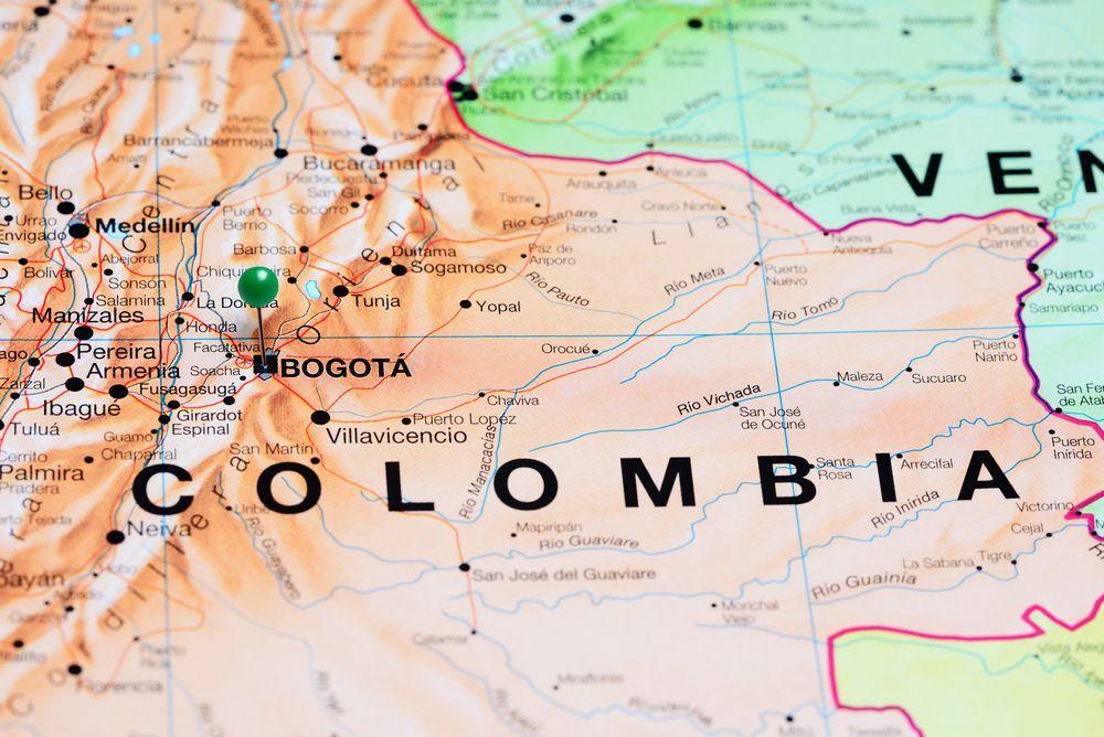 Ruta por Colombia -