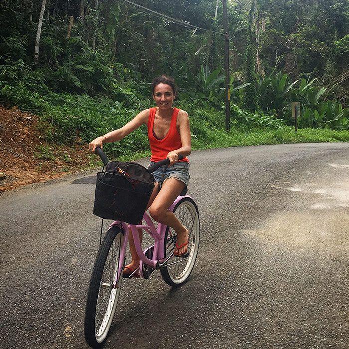 paseos en bici por Costa Rica