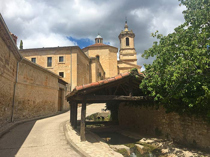 Santo Domingo de Silos, Triángulo de Arlanza, Burgos